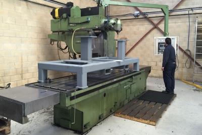 Mecanizados Aiki - Piezas para maquinaria para lo sectores de la construcción y del ferrocarril