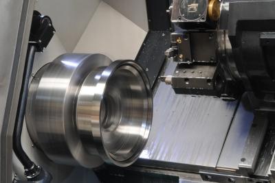 Aiki mekanizatuak - Makinaria piezak erainkuntzarako eta trenentzako